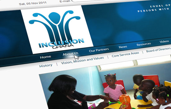 Launching of Inclusion Ghana new Website