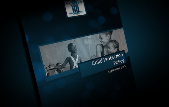 Inclusion Ghana's Child Protection Policy is Out Now